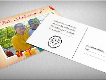 Cartões de Aniversário aos Funcionários