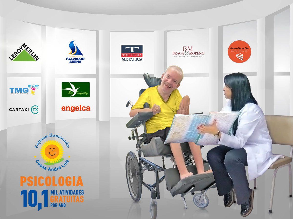 Institucional - Evento de Certificação das Empresas Iluminadas Casas André Luiz 2018