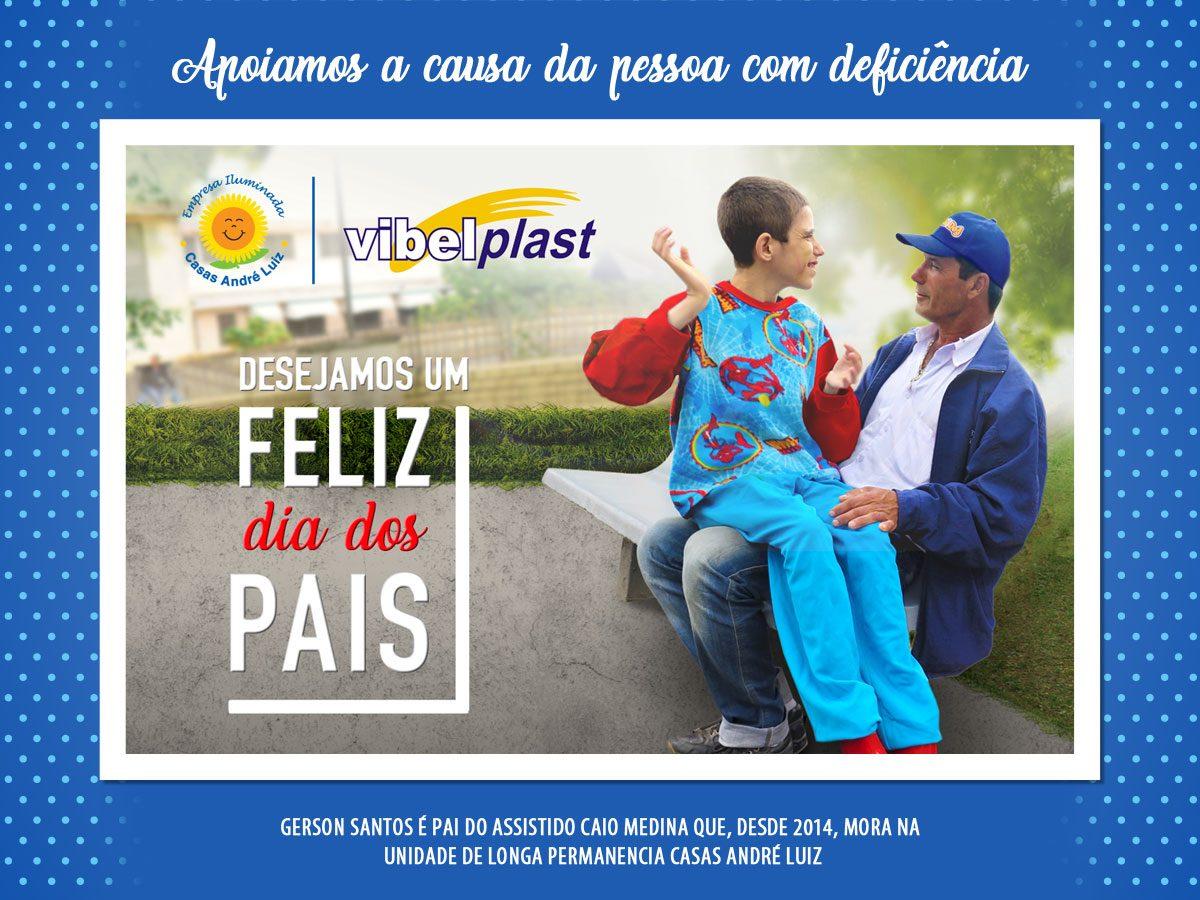 Dia dos Pais - Evento de Certificação das Empresas Iluminadas Casas André Luiz 2018