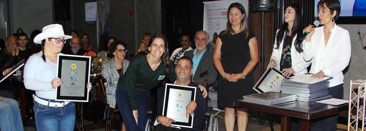 Evento de Certificação das Empresas Iluminadas Casas André Luiz 2018