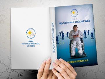 Relatório Corporativo Casas André Luiz 2018 – Anuário de Atividades e Balanço