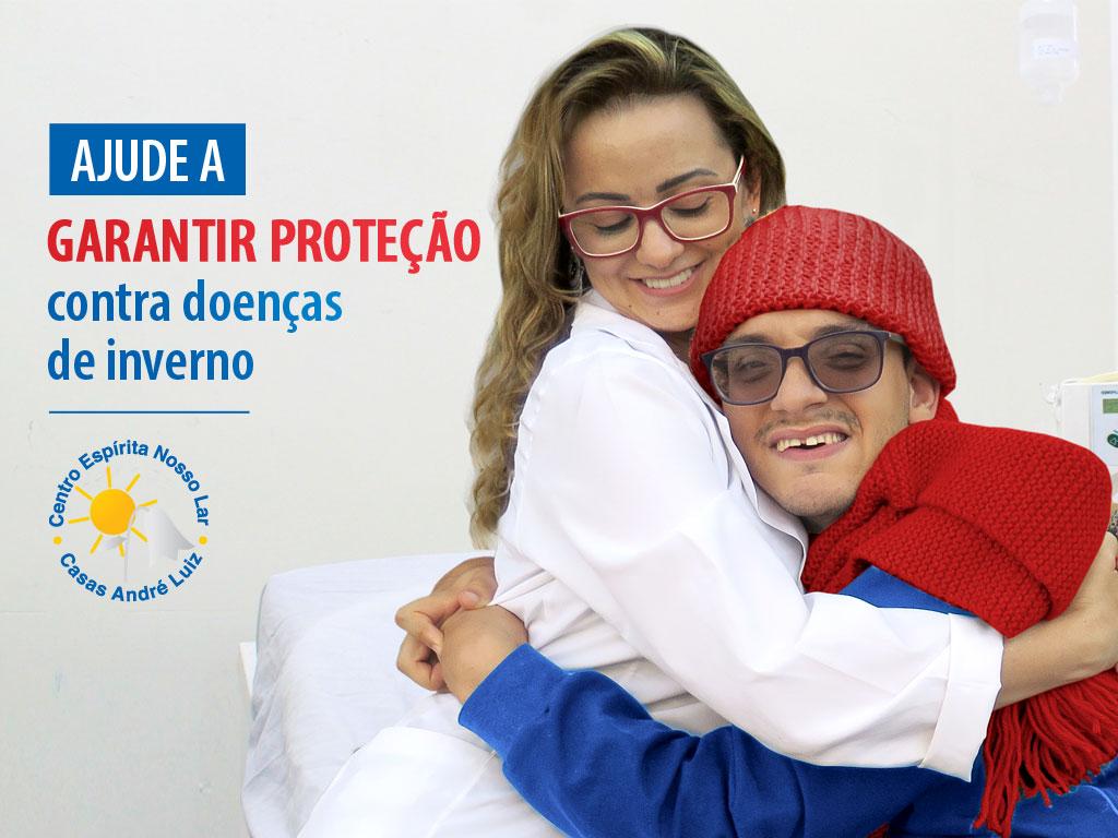 Posts da Timeline Campanha de Inverno 2018 - Casas André Luiz