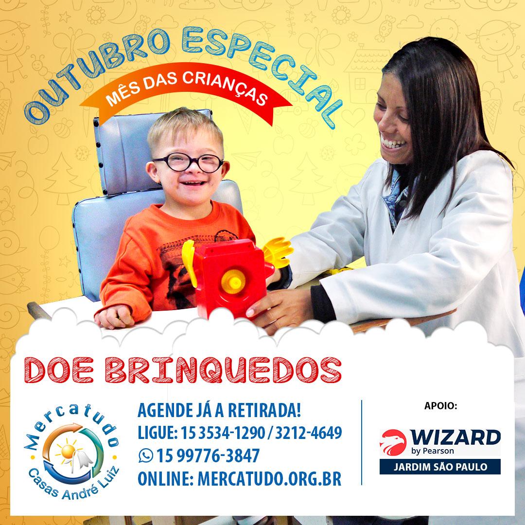 Posts para Redes Sociais - Campanha para a Casas André Luiz - Portfólio